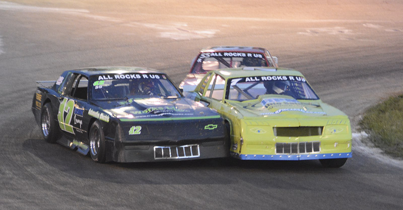 Tempers Flare At The Speedway Video Barberton Herald