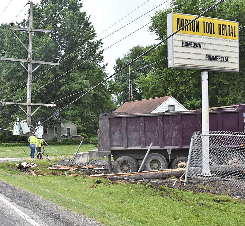 Ganley Ford Barberton >> Crash closes Barber Road – Video - Barberton Herald